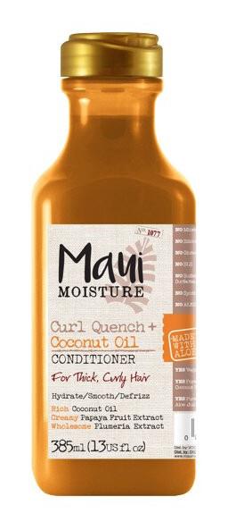 Zobrazit detail výrobku MAUI MAUI kondicioner pro husté kudrnaté vlasy + kokos.olej 385 ml