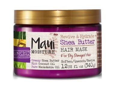 Zobrazit detail výrobku MAUI MAUI oživující maska+Shea Butter pro zničené vlasy 340 g