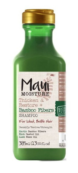 Zobrazit detail výrobku MAUI MAUI posilující šampon pro slabé vlasy + bambusové vlákno 385 ml