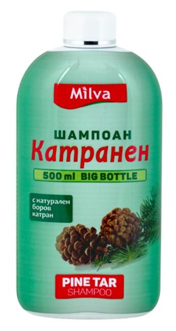 Zobrazit detail výrobku Milva Milva Šampon dehet 500 ml
