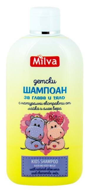 Zobrazit detail výrobku Milva Milva Šampon dětský 200 ml