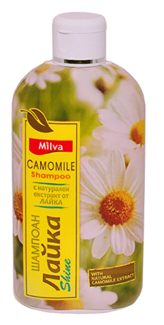 Milva Milva Šampón harmanček 200 ml