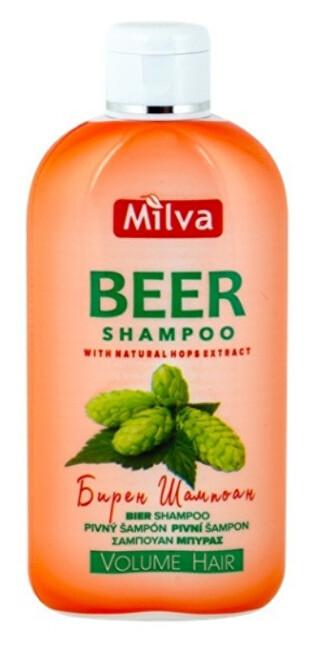 Milva Milva Šampón pivné droždie 200 ml