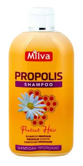 Milva Milva Šampón propolis 200 ml