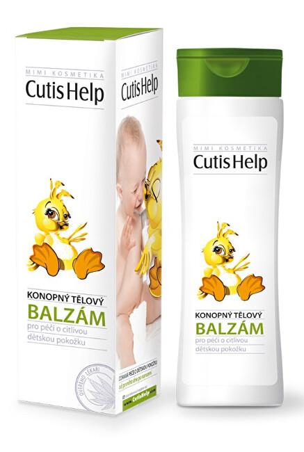 Zobrazit detail výrobku CutisHelp Mimi konopný tělový balzám 200 ml