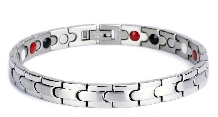 Zobrazit detail výrobku Euro Trade Plus Multifunkční magnetický náramek BNR Nerezová ocel