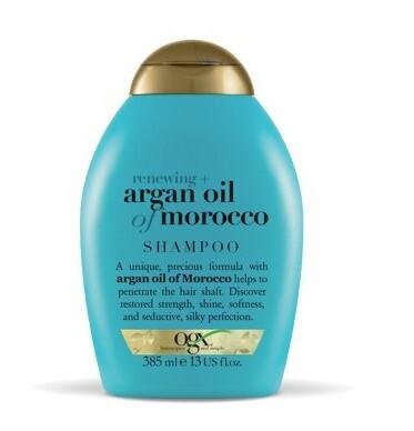OGX Obnovujúci šampón arganový olej 385 ml