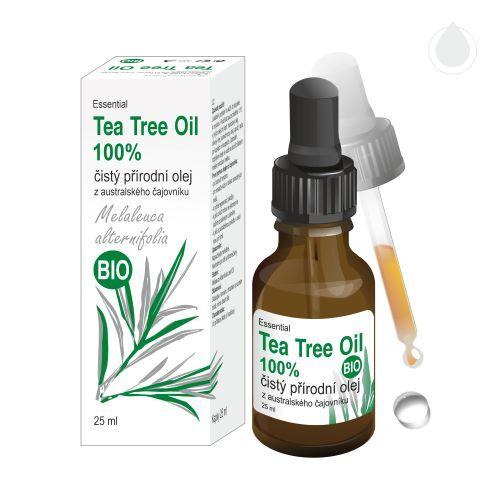 OVONEX s.r.o. BIO Tea Tree Oil 100% 25 ml