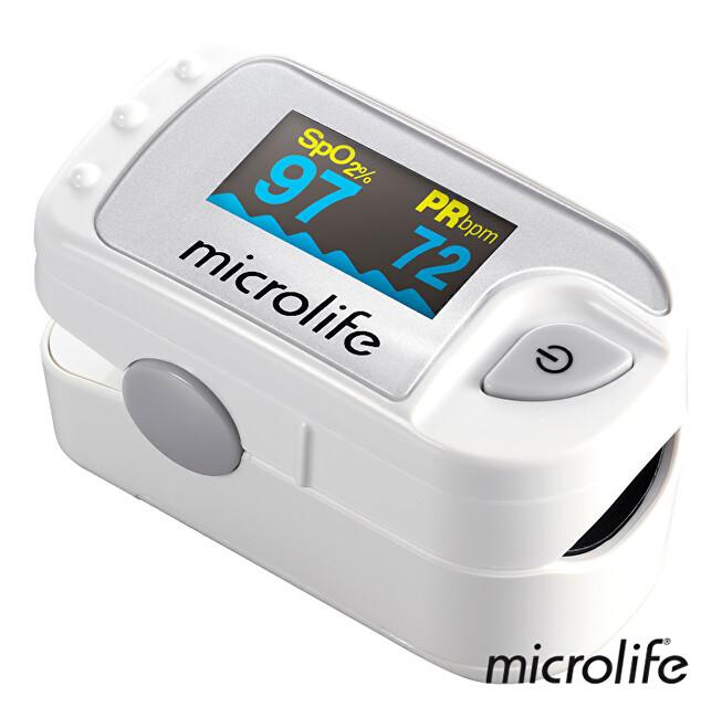Zobrazit detail výrobku Microlife OXY 300 Pulzní oxymetr
