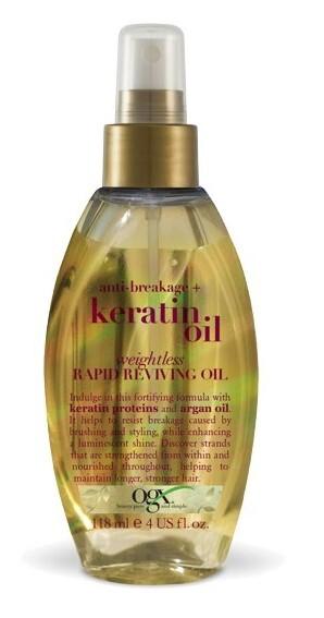 Zobrazit detail výrobku OGX Oživující olej na vlasy proti lámání keratinový olej 118 ml