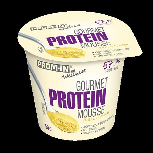 Zobrazit detail výrobku Prom-in Pěna gourmet protein mousse 50 g Vanilka
