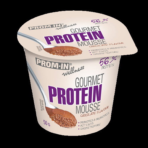Zobrazit detail výrobku Prom-in Pěna gourmet protein mousse 50 g Čokoláda