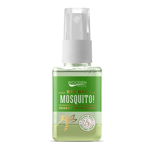 Přírodní repelent proti komárům a hmyzu WoodenSpoon 50 ml
