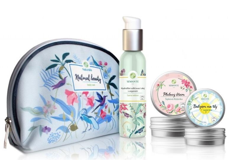Zobrazit detail výrobku Semante by Naturalis Pure beauty - sada přírodní kosmetiky pro ženskou krásu BIO