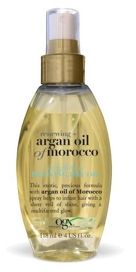Zobrazit detail výrobku OGX Regenerační olej na vlasy marocký arganový olej 118 ml