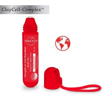 Zobrazit detail výrobku PARA`KITO Roll-on pro extra silnou ochranu proti komárům a klíšťatům