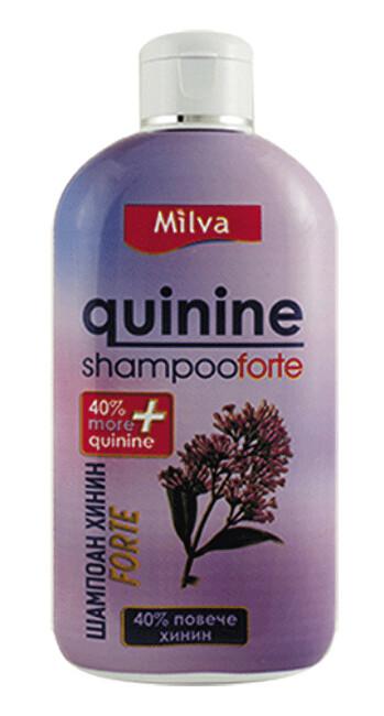 Zobrazit detail výrobku Milva Šampon chinin forte 200 ml Milva