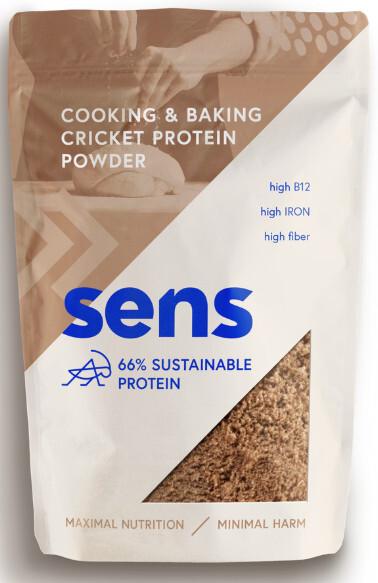 Zobrazit detail výrobku SENS SENS Cvrččí mouka na pečení a vaření 100 g
