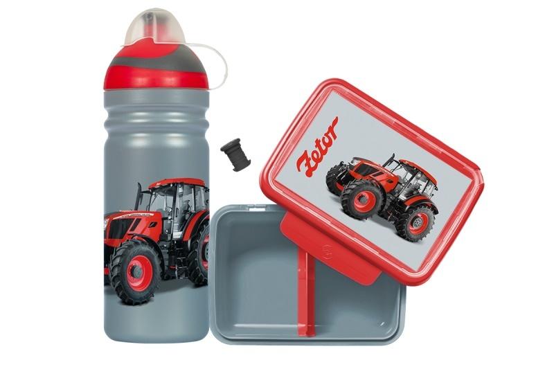 Zobrazit detail výrobku Zdravá sváča Zdravá lahev set Zetor