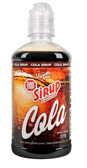 Victae Sirup s příchutí Cola 650 g