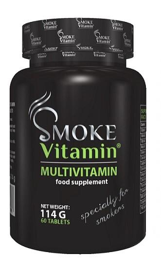 Zobrazit detail výrobku Euro Food Technology Smoke Vitamin 60 tablet