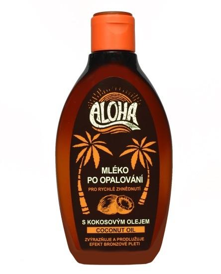 Zobrazit detail výrobku SUN ALOHA bronz mléko po opalování 200 ml