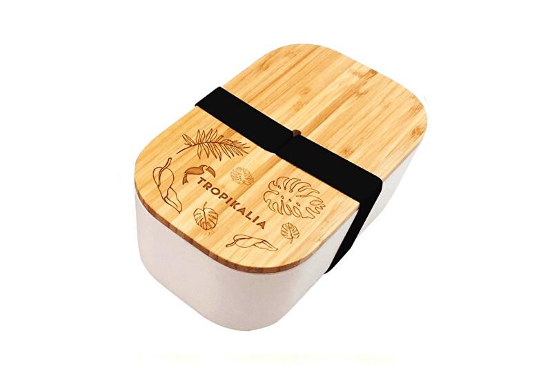 Zobrazit detail výrobku Tropikalia Lunch box L - Černý