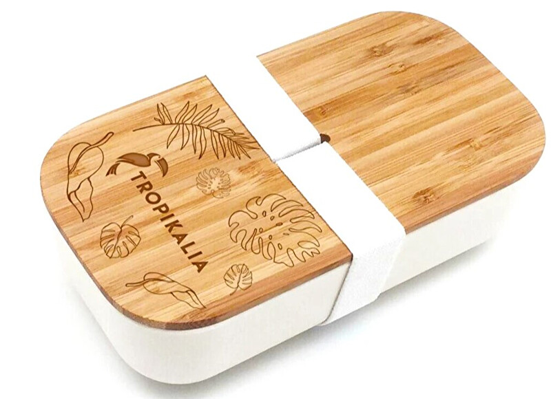 Zobrazit detail výrobku Tropikalia Lunch box M - Bílý