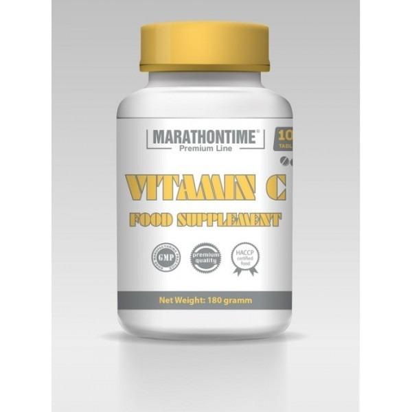 Vitamín C 1000 mg, 100 tablet