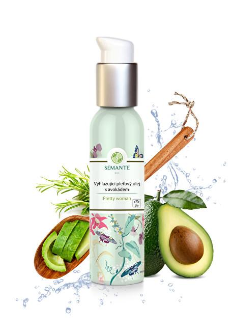 Zobrazit detail výrobku Semante by Naturalis Vyhlazující pleťový olej s avokádem