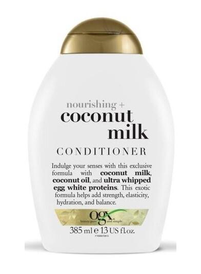 Zobrazit detail výrobku OGX Vyživující kondicioner kokosové mléko 385 ml