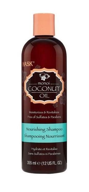 Zobrazit detail výrobku Hask Vyživující šampon - kokosový monoi olej 355ml