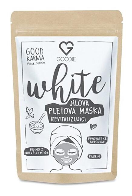 Zobrazit detail výrobku Goodie White Face mask - jilová maska 30 g