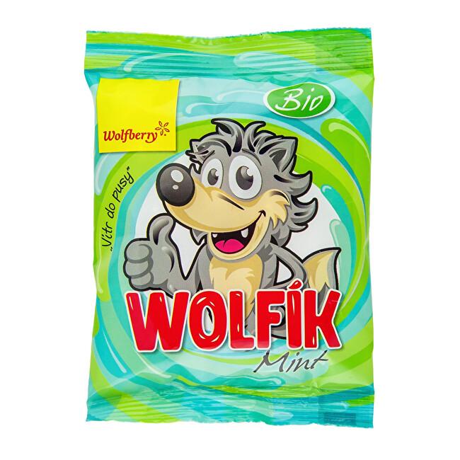 Zobrazit detail výrobku Wolfberry BIO Wolfík Mint 85 g