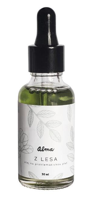 Zobrazit detail výrobku Alma-natural cosmetics Olej na problematickou pleť 30 ml - Z lesa