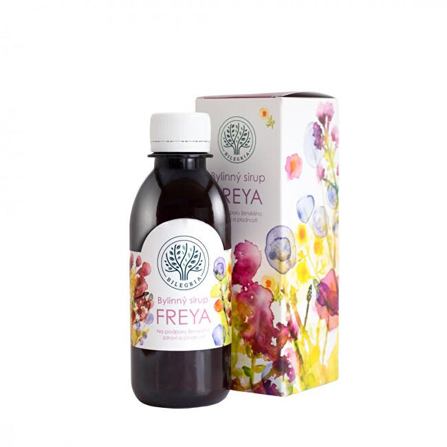 Zobrazit detail výrobku Bilegria FREYA bylinný sirup na podporu ženského zdraví a plodnosti 200 ml