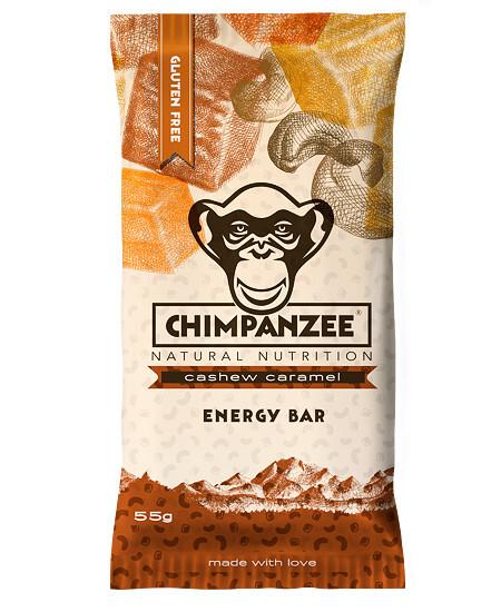 Zobrazit detail výrobku Chimpanzee Enery bar Cashew Caramel 55 g