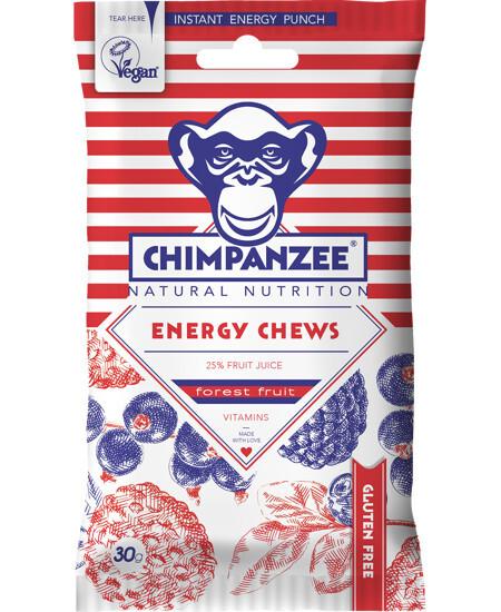 Zobrazit detail výrobku Chimpanzee Energy chews Forest Fruit 30 g