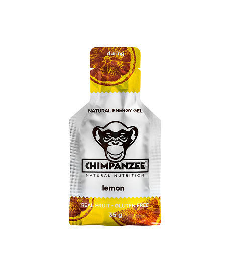 Zobrazit detail výrobku Chimpanzee Energy gel Lemon 35 g