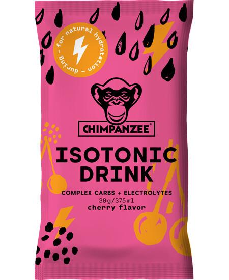 Zobrazit detail výrobku Chimpanzee Isotonic drink Wild Cherry 30 g