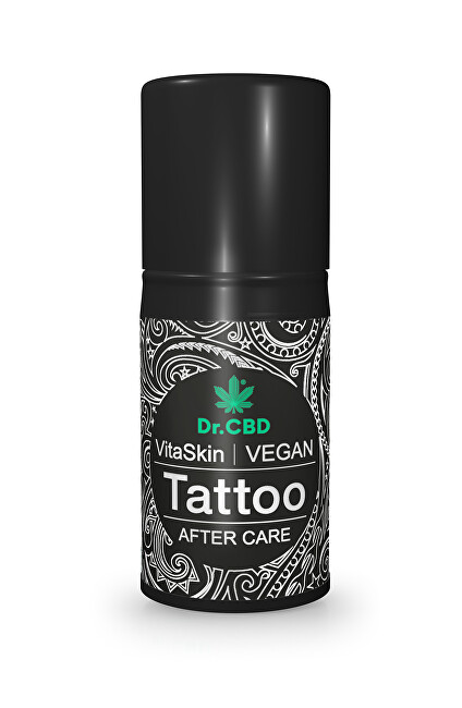 Dr. CBD VitaSkin Tattoo Vegan after care s CBD 30 ml