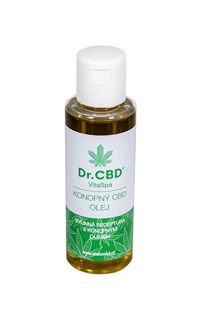 Zobrazit detail výrobku Dr. CBD VitaSpa konopný CBD olej 100 ml