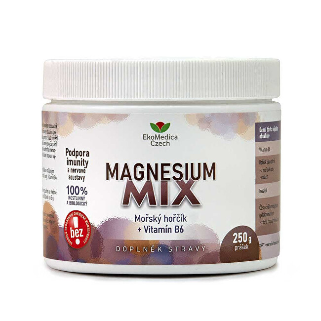 Zobrazit detail výrobku EkoMedica Czech Magnesium MIX 250 g