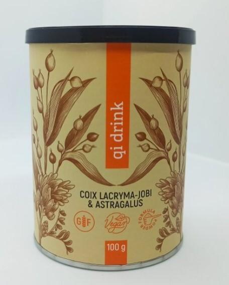 Zobrazit detail výrobku Energy QI Drink 100 g