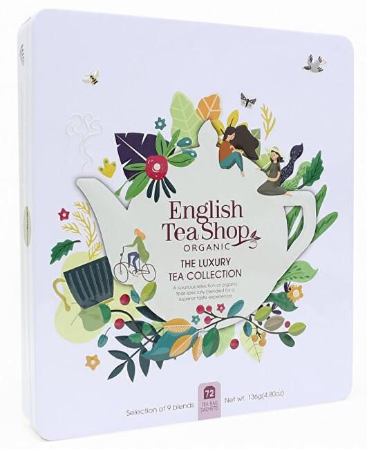 Zobrazit detail výrobku English Tea Shop Luxusní kazeta Klasik 72 ks