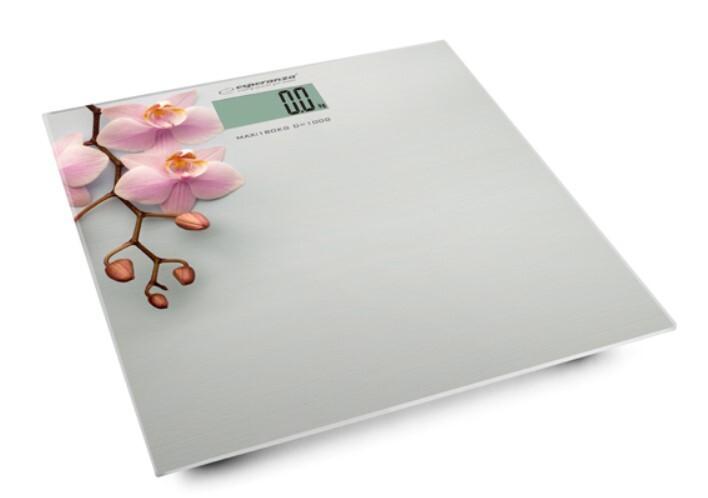 Zobrazit detail výrobku Esperanza Váha Orchidej - SLEVA - POMAČKANÁ KRABIČKA