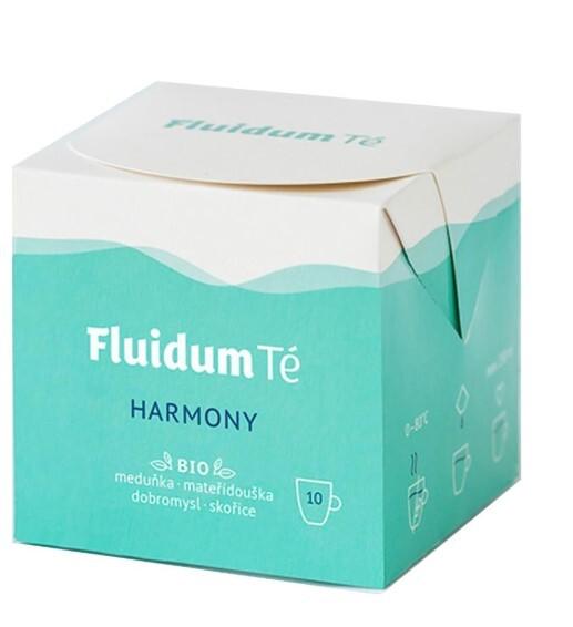 Zobrazit detail výrobku FLUIDUM TÉ Harmony BIO 10 x 10 ml