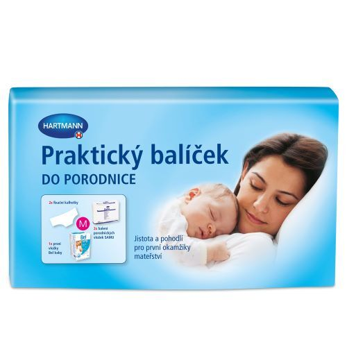 Zobrazit detail výrobku Hartmann Praktický balíček do porodnice (M)