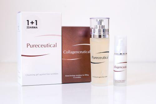 Herb Pharma Collagenceutical 30 ml + Pureceutical gél 125 ml