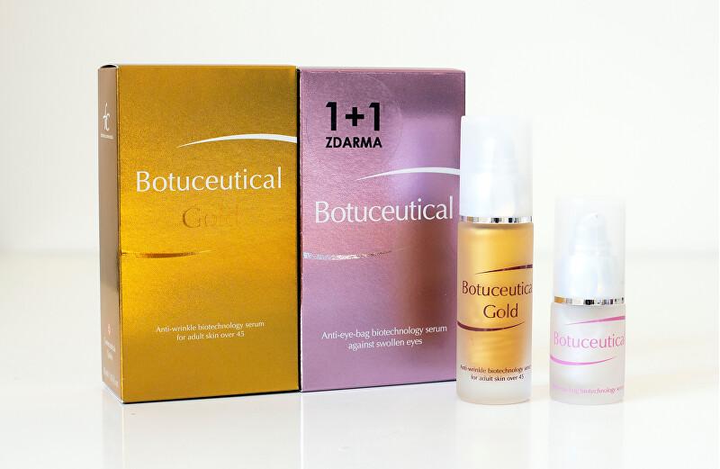 Herb Pharma Botuceutical Gold 30 ml + Botuceutical vačky 15 ml